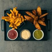 Potato platter